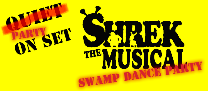 shrek swamp dance party