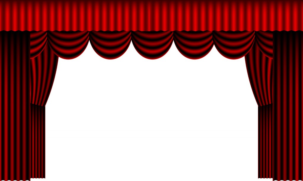 red-theater-curtains