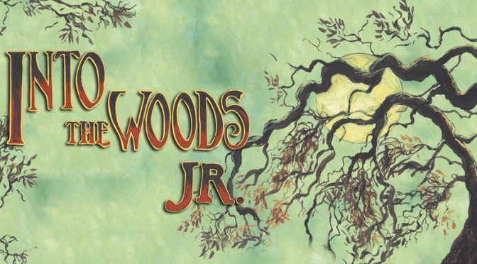 Into the Woods JR – Auditions – Ages 9-14