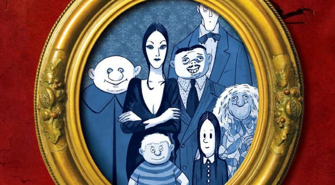 Auditions – The Addams Family
