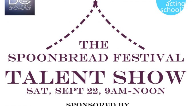 The Spoonbread Festival Talent Show