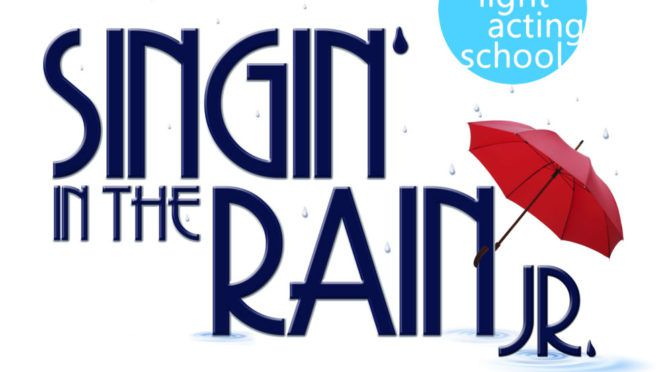 Singin' in the Rain Auditions (Ages 9-14)