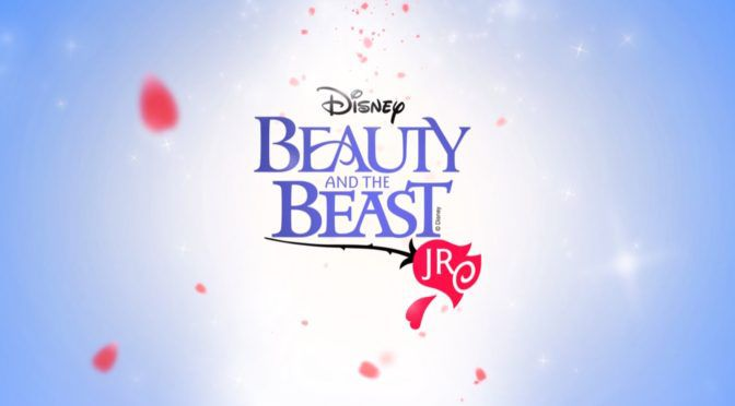 Beauty and the Beast Jr. Ages 9-14 Auditions (June 8 – 12:00pm)