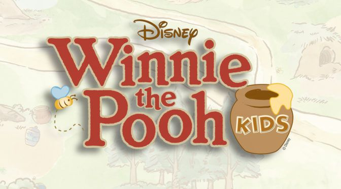 Winnie the Pooh Kids Auditions Ages 4-9 (May 25 – 8:30am)