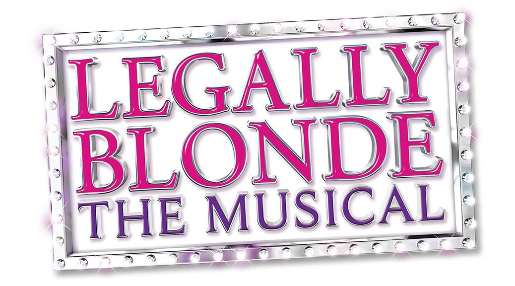 legally blonde logo